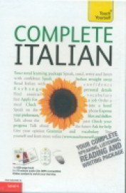 Teach Yourself Complete Italian W/Cd