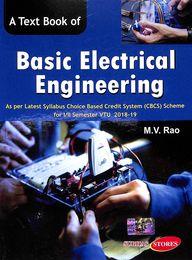 Buy Textbook Of Basic Electrical Engineering 1 2 Sem Vtu Book