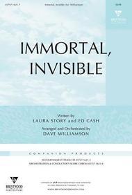 Immortal Invisible Split Track Accompaniment CD