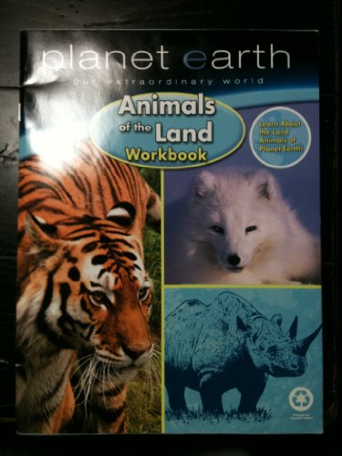 Animals Of The Land: Planet Earth
