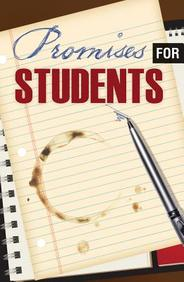 Promises for Students (Redesgn) : 25- Pack Tracts