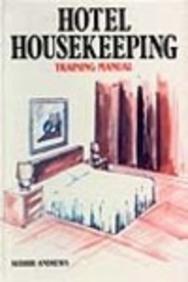 buy hotel housekeeping training manual book sudhir andrews rh sapnaonline com Housekeeping Operations Manual Hotel Housekeeping Training Room