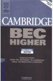 Cambridge Bec Higher Practice Tests WCd