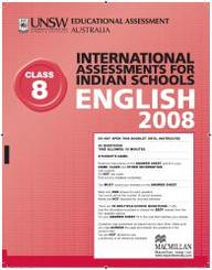 Iais 2008 Question Paper Booklet : English 2008 - Class 8 [2008 Iais]