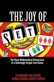 The Joy of SET: The Many Mathematical Dimensions of a Seemingly Simple Card Game