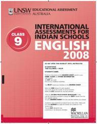 Iais 2008 Question Paper Booklet : English 2008 - Class 9 [2008 Iais]