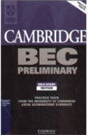 Cambridge Bec Preliminary Practice Tests WCd