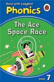 Ace Space Race Phonics Book 7
