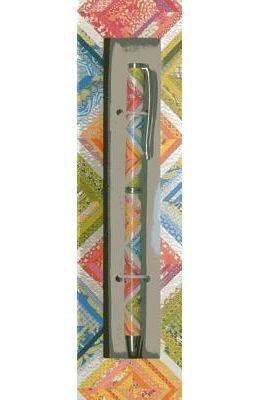 Elizabeth's Patchwork-Quilt Gift Pen