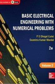Basic Electrical Engineering With Numerical Problems Vol 2
