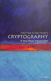 Cryptography Very Short Introduction