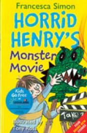 Horried Henrys Monster Movie