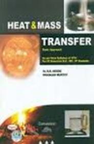 Heat & Mass Transfer : Basic Approach For 6th Sem Be Me & Ip Students Vtu