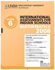 Iais 2008 Question Paper Booklet : Mathematics 2008 - Class 6 [2008 Iais]