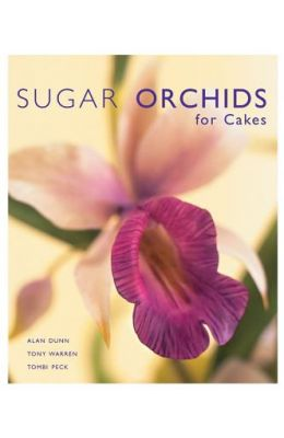 Sugar Orchids for Cakes