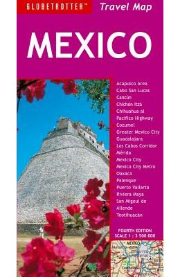 Mexico Travel Map