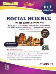 Golden Social Science Class 9 : Cbse