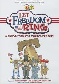 Let Freedom Ring Split Track DVD