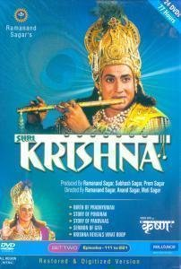 Shri Krishna-Set-2-24 DVD Set
