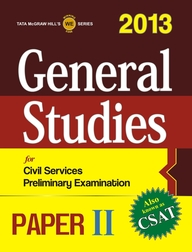 General Studies Paper - II (CSAT) 2013