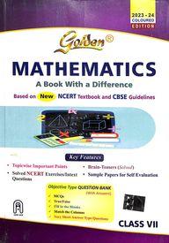 Golden Mathematics Class 7 : Cbse