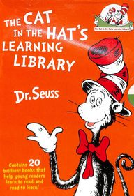 Cat In The Hats Learning Library Set Of 20 Books Box Set