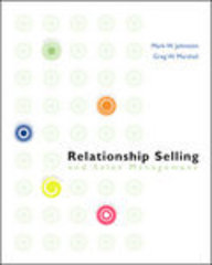 Relationship Selling And Sales Management W/ Act! Cd-Rom
