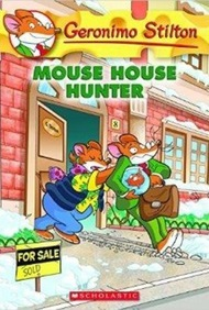 Geronimo Stilton 61 : Mouse House Hunter