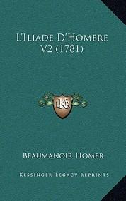 L'Iliade D'Homere V2 (1781)