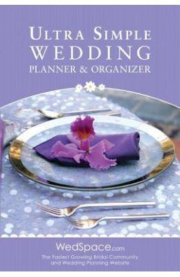 Ultra Simple Wedding Planner & Organizer
