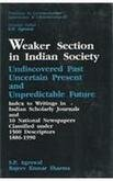 Weaker Section in Indian Society