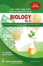 Biology Vol 2 Neet-Ug/Aiims & Other Competitive Exam