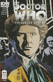 Doctor Who Prisoners of Time