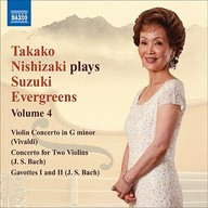 Suzuki Evergreens Vol.4