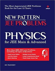 New Pattern Jee Problems Physics For Jee Main & Advanced : Code B062