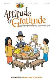 Attitude Of Gratitude: Unison/2-Part (Simple Series For Kids)