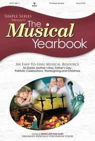 The Musical Yearbook Choral Book (Simple)