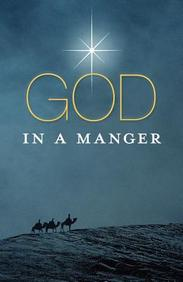 God in a Manger: 25- Pack Tracts