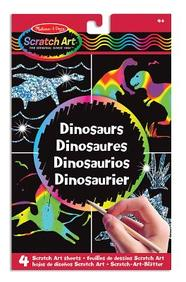 Scratch Magic Draw & Learn Dinosaur (3360)