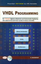 Vhdl Programming For 5th Sem Diploma In            Electronics & Communication Engineering & Be B