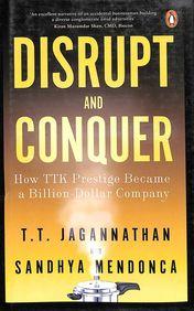 Disrupt &  Conquer : How Ttk  Prestige Became A Billion  Dollar  Company