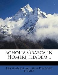 Scholia Graeca in Homeri Iliadem...