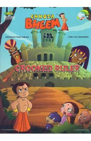 buy crooked ruler choota bheem in vol 91 book raj viswanadha