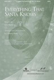 Everything That Santa Knows Anthem