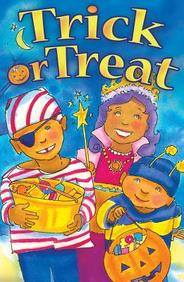 Trick or Treat: 25-Pack Tracts