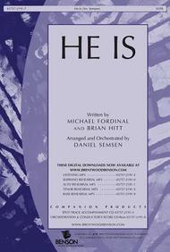 He Is- SATB