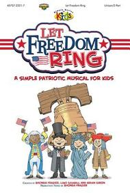 Let Freedom Ring Choral Book