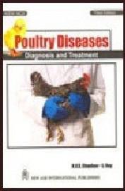 Buy Poultry Diseases Diagnosis & Treatment book : Sushovan