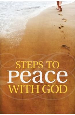 Steps to Peace with God: 25-Pack