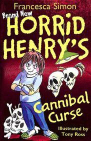 Horrid Henrys Cannibal Curse